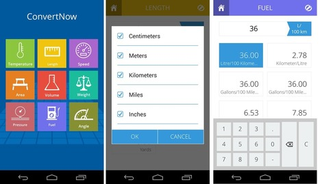 The best Unit Converter App for Android Mobiles |Teck gadgetzs | kentico technical support services | Scoop.it