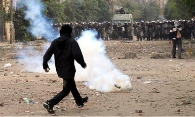 US firms shipped teargas to Egypt during crackdown, investigation reveals | Égypt-actus | Scoop.it
