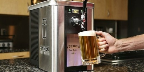 It's Finally Happening: There Is A Keurig Machine For Beer And It's Essential For Summer   Wine n Beer Fun & Facts   Scoop.it
