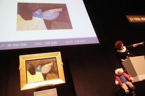 Considérée perdue depuis 1920, une œuvre d'art retrouvée grâce ... - lavenir.net | Histoire des arts 3e | Scoop.it