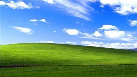 Microsoft dévoile l'histoire derrière le paysage de Windows XP | Marketing, Innovation et Tendances | Scoop.it