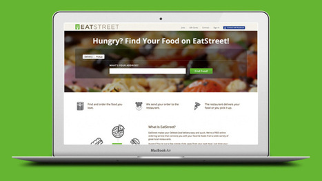 Following GrubHub IPO, Online Food Ordering Platform EatStreet Raises $6 Million | SocialMediaRestaurants.com | Scoop.it