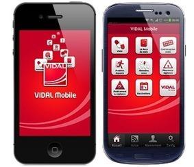 Les interactions médicamenteuses disponibles sur VIDAL Mobile | Les logiciels de pharmacie | Scoop.it