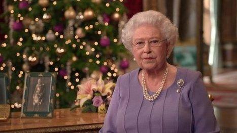 Queen pays Christmas poppy tribute | @NewDayStarts | Scoop.it