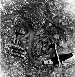 A German Plane Bombing London | The Children of Willesden Lane: Jewish Human Rights | Scoop.it