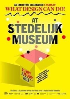 Stedelijk Museum Amsterdam | What Design Can Do | design exhibitions | Scoop.it