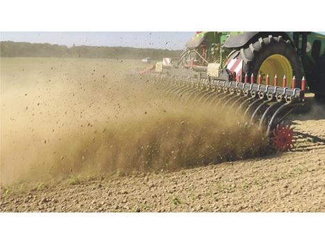 Le désherbage alterné du maïs gagne du terrain en Ille-et-Vilaine | Conseil de saison Culture et Elevage - Agriculture | Scoop.it