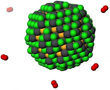 New class of nanoparticle brings cheaper, lighter solar cells outdoors | Solar Science & Technology News | Scoop.it