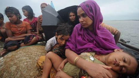 'World silent on Rohingya genocide' | General Paper CG0213 Hong Xian Zheng | Scoop.it