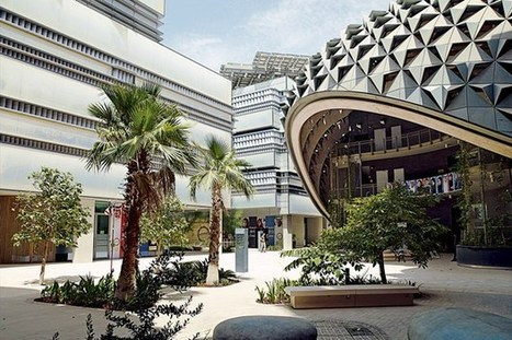 Masdar: the shifting goalposts of Abu Dhabi's ambitious eco-city (Wired UK) | Cities & Immigration | Scoop.it
