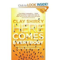 Here Comes Everybody How Change Happens When People Come Together (9780141030623) Clay Shirky   Ebook – pdf, megaupload, hotfile, rapidshare, filesonic   Peer2Politics   Scoop.it
