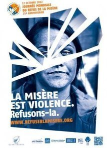 Refusons la violence de la misère ! – SECOURS CATHOLIQUE – Caritas France | # Uzac chien  indigné | Scoop.it