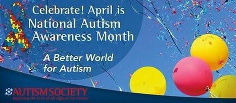 Tweet from @officialttht | National Autism Awareness Month 2014 | Scoop.it