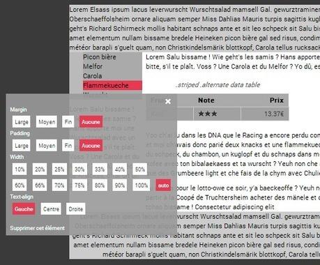 Schnaps.it, le générateur de template HTML5 - Alsacreations | HTML, CSS | Scoop.it