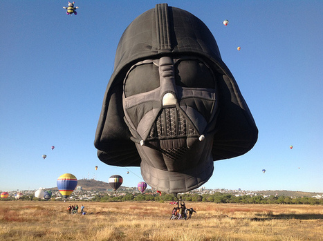 International Hot Air Balloon Festival 2012 in Mexico « Flickr Blog | Photographique | Scoop.it