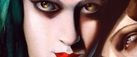 Tamara de Lempicka. Home. | 20th century antiques and collectables | Scoop.it