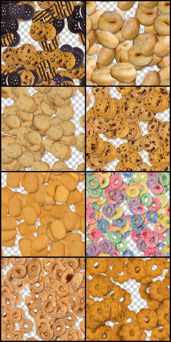 Adobe Photoshop Secrets: Cookies - Free Photoshop Patterns | Crazy 4 Photoshop | Scoop.it