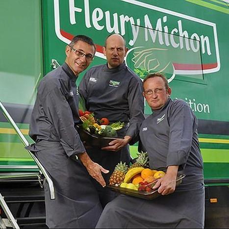 Notre expertise nutritionnelle aupres du team europcar | Fleury Michon | Id marketing cuisine | Scoop.it