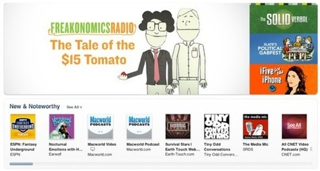 Best ways to listen to podcasts in iOS 6 | Macworld | Personal | Scoop.it