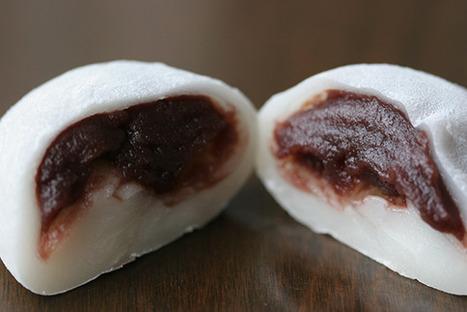 Daifuku Mochi (Sweet Rice Cake) | Agricultural Biodiversity | Scoop.it