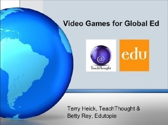 How To Integrate Video Games In The Classroom | Games and education | Scoop.it