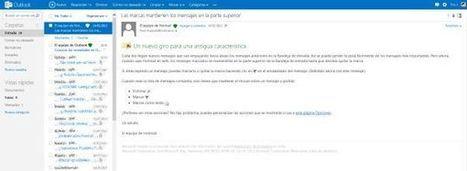 Outlook.com, el nuevo servicio de correo electrónico de Microsoft   EducaTic!   Scoop.it