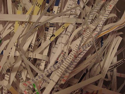 Como hacer Papel Reciclado | Noticias de ecologia y medio ambiente | Youtopia | Scoop.it