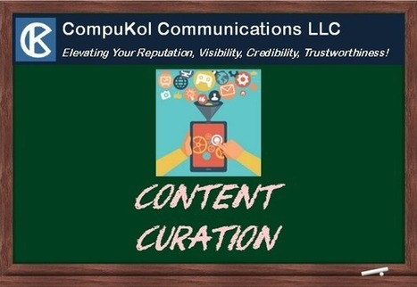 Understanding the Value of Your Voice in Content Curation   Notebook   Scoop.it