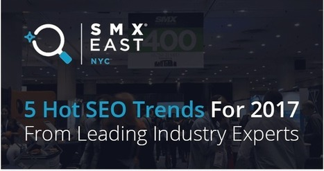 Top 5 SEO trends for 2017 from Google and the experts | World of #SEO, #SMM, #ContentMarketing, #DigitalMarketing | Scoop.it