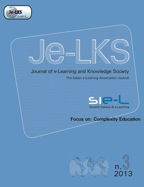 Journal of e-Learning and Knowledge Management - Home | Je-LKS , i media e il messaggio | Scoop.it