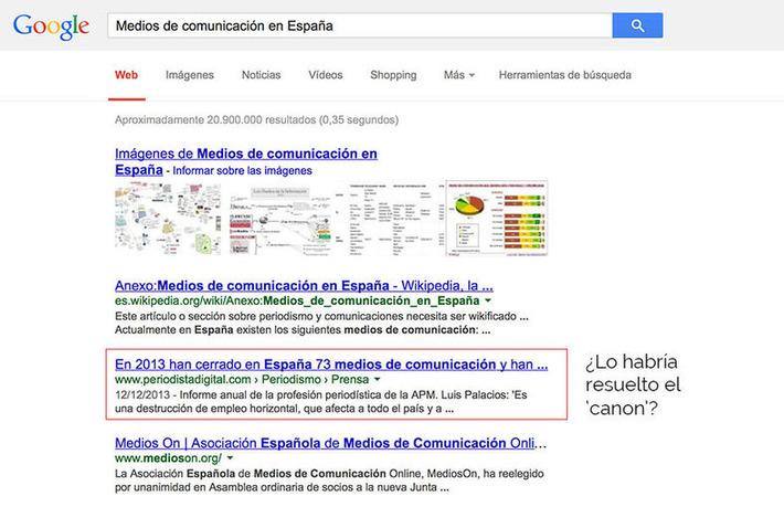 Wert y los editores se equivocan con Google | Partido Popular, una visión crítica | Scoop.it