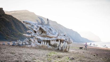 Did a massive dragon just wash ashore along England's Jurassic coast? | LibraryLinks LiensBiblio | Scoop.it