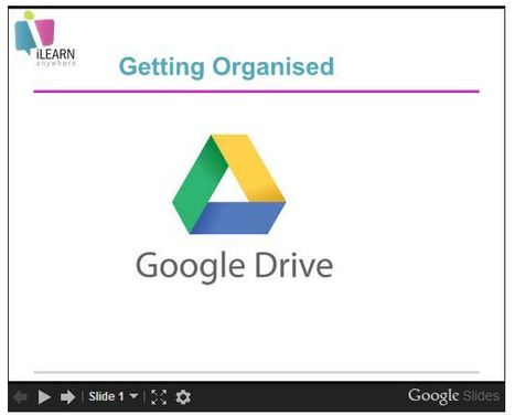 Learning and Teaching with iPads: Organising your iPad classroom with Google Drive | Educational Technology 411 | Scoop.it