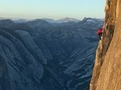 Rock Climbing Picture - Yosemite Photo - National Geographic Photo of the Day | Yosemite and its wonders | Scoop.it
