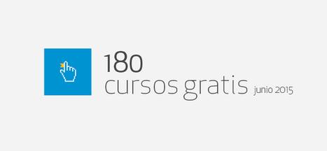 180 cursos online gratuitos para junio de 2015 | Cursos formación online | Scoop.it