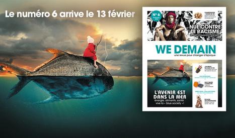 WE Demain Numéro 6 - 13 février 2014   Weekly agenda of events for innovation - Paris - CR   Scoop.it