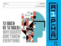 Why Quants Don't Know Everything~Wired | :: The 4th Era :: | Scoop.it