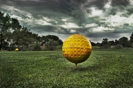 A Golf Lesson in Content Marketing Success | Internet Billboards | Golf Marketing | Scoop.it