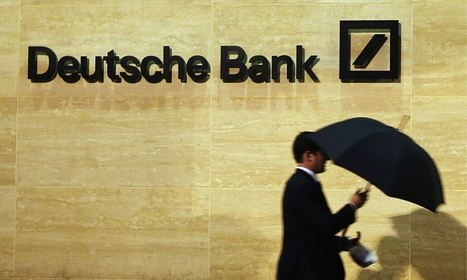 Deutsche Bank fined £4.7m by FCA over derivatives transactions | Risk based Regulation | Scoop.it