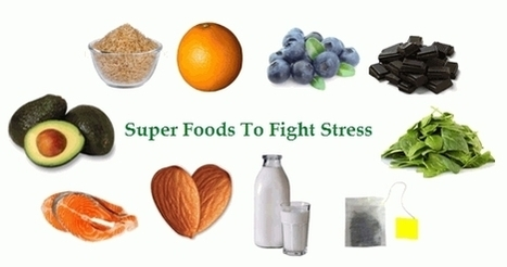 YouKnowItBaby - Foods That Fights Against Stress | Healthy Food Habits | Scoop.it