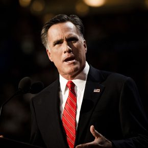 In New Campaign Strategy, Romney to Have Mouth Wired Shut Until November | Daily Crew | Scoop.it