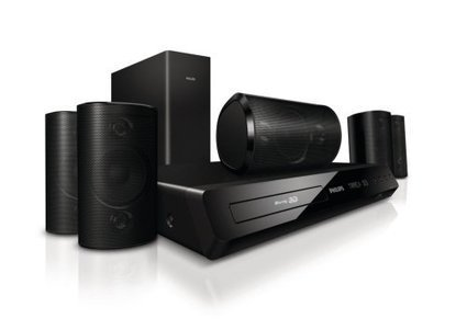 !!!  HTS3564/F7 Philips HTS3564/F7 Philips 3D Blu-Ray 5.1 Home Theatre System Philips | Black Friday  Home Theater  deals 2013 | Scoop.it