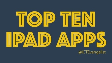 Comment on My Top Ten iPad Apps from 2015 by My Top Ten iPad Apps from 2015 | Assistive Tech... | Edtech PK-12 | Scoop.it