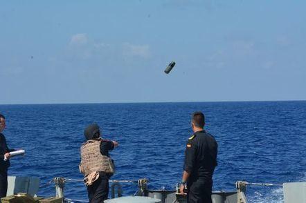 ESPAÑA - La Armada licita la compra de granadas antibuceador   PERU y GeoPOLITICA   Scoop.it