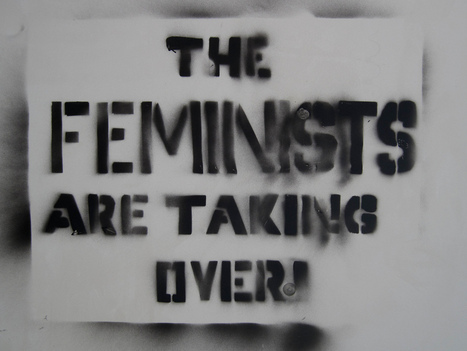 On Feminism, Anti-Feminism, and the Things That Mystify Me | Scandalous Facts | Scoop.it