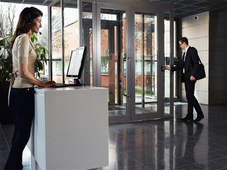 New IP Access Control System: A Customer's Perspective - Technology at Work | Technology at Work Blog | Scoop.it