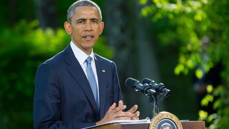 Obama Restricts Police Military Gear, Says It Can Alienate   Criminal Justice in America   Scoop.it