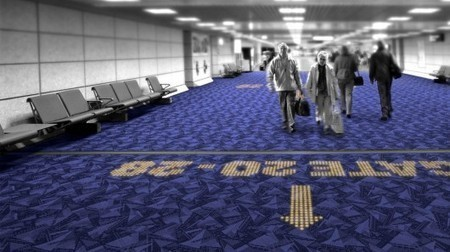 Philips developing LED-embedded carpets to replace public signs | Real Estate Plus+ Daily News | Scoop.it