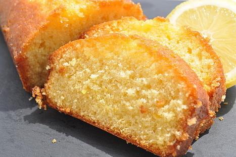 Cake au citron | A table ! | Scoop.it
