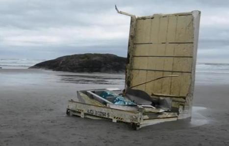 Des conteneurs Hanjin égarés aux quatre coins du monde / 17.11.2016 | Pollution accidentelle des eaux (+ déchets plastiques) | Scoop.it